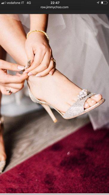 Scarpe da sposa cercasi 2
