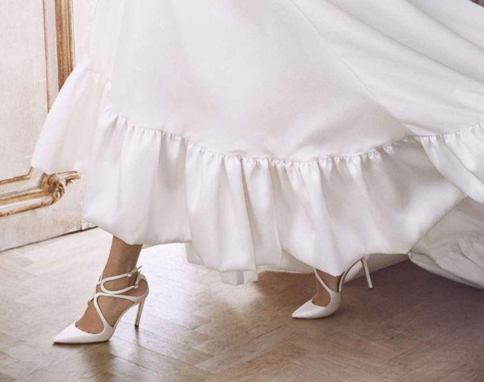 Scarpe da sposa comode 5