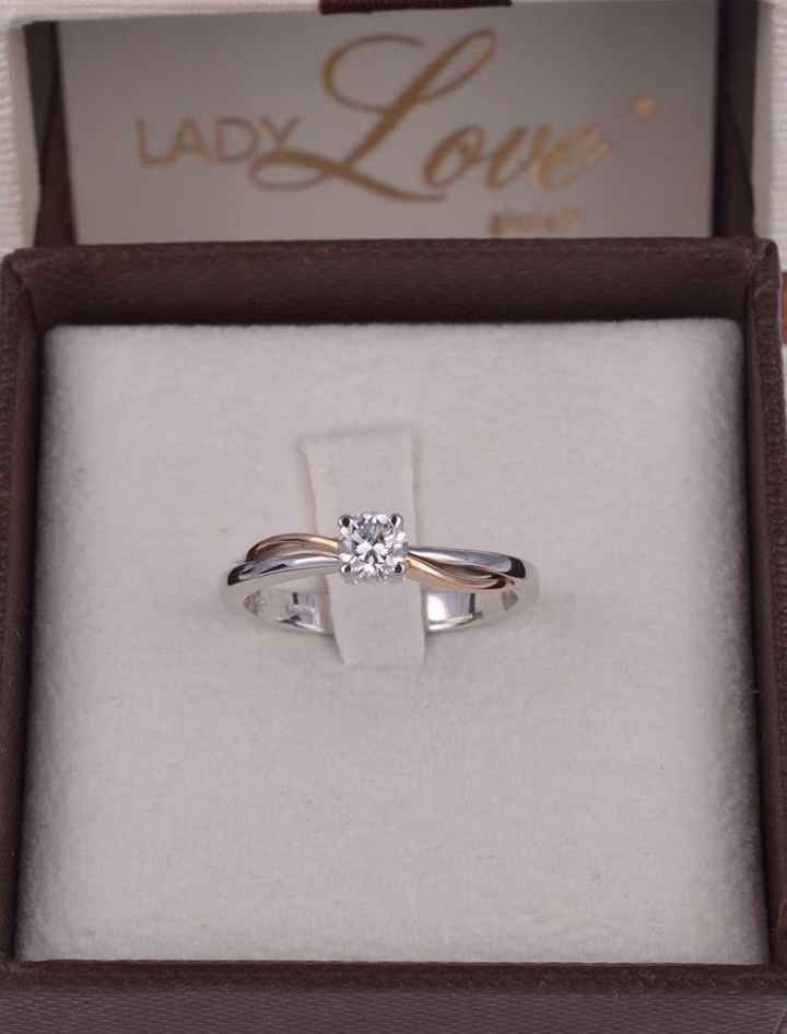 anello per proposta
