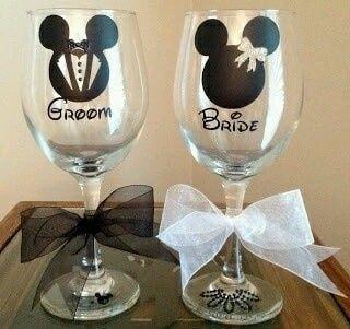 Calici sposi