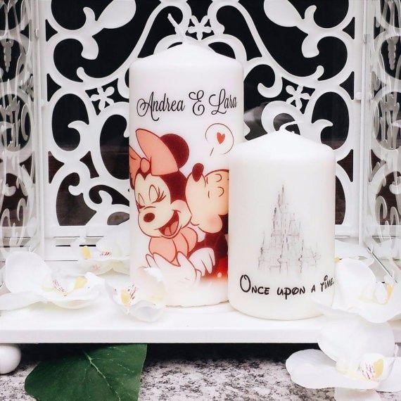 Matrimonio Tema Disney Bomboniere : Matrimonio a tema disney minnie topolino