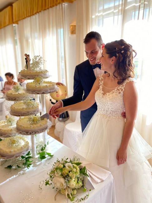 Omaggio a voi sposi italiani: i matrimoni di giugno 2020 18