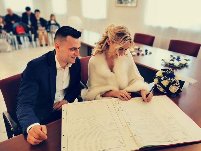 Ci siamo sposati!!! 😍😍😍😍🥳🥳🥳🥳 3