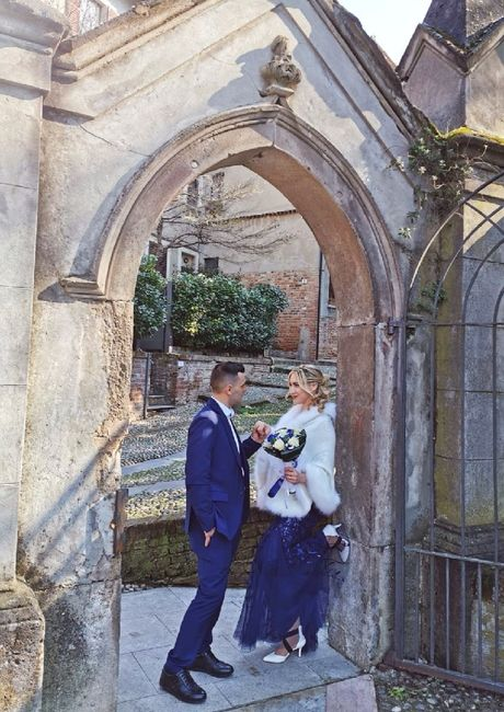 Ci siamo sposati!!! 😍😍😍😍🥳🥳🥳🥳 4