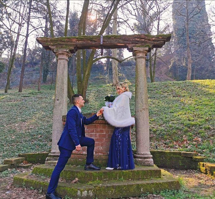 Ci siamo sposati!!! 😍😍😍😍🥳🥳🥳🥳 7