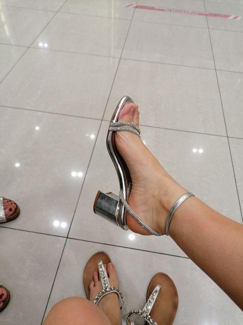 Cambio scarpe 9