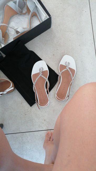 Cambio scarpe 10