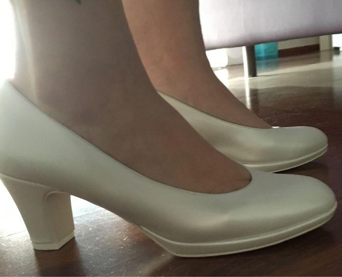 Scarpe Sposa Con Tacco Basso
