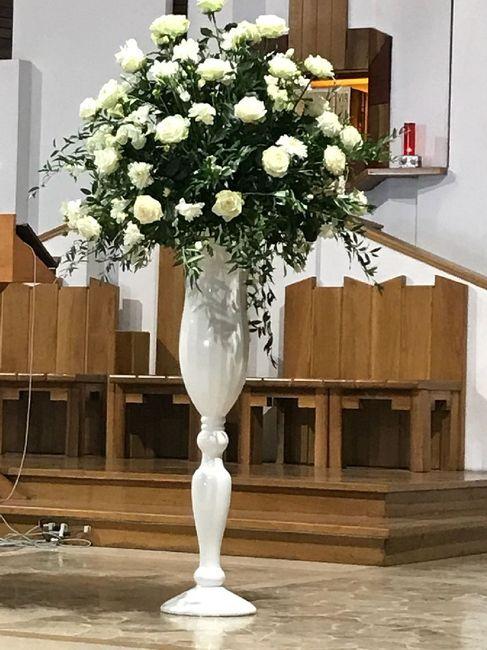 Addobbi chiesa - 5