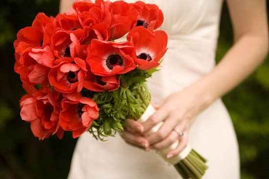 Bouquet di Papaveri