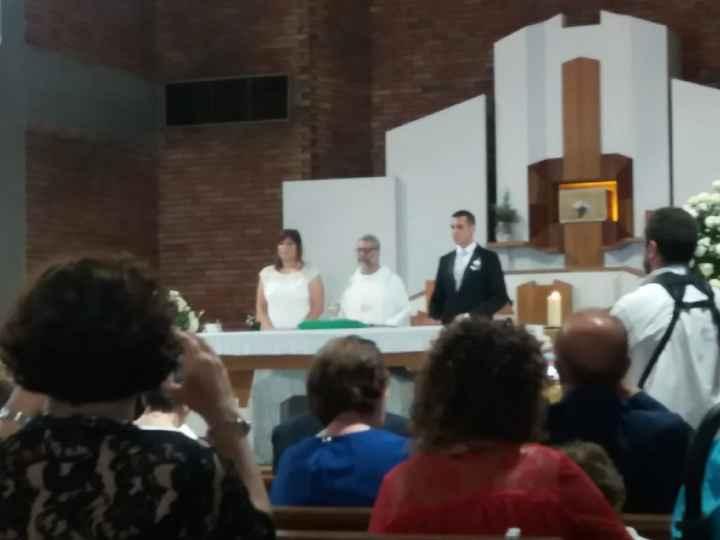 8/7 /2018....finalmente sposi!!!! - 1