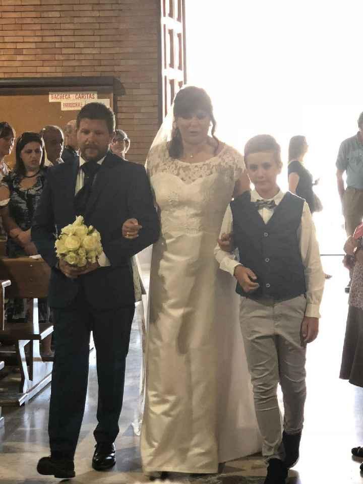 8/7 /2018....finalmente sposi!!!! - 6