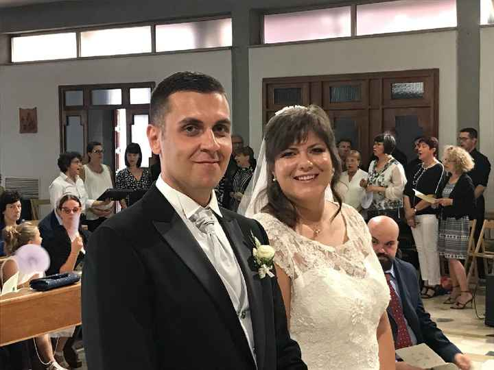 8/7 /2018....finalmente sposi!!!! - 8
