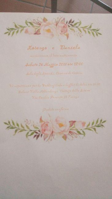 Partecipazioni Matrimonio Per Taglio Torta.Inviti Per Il Taglio Della Torta Pagina 2 Fai Da Te