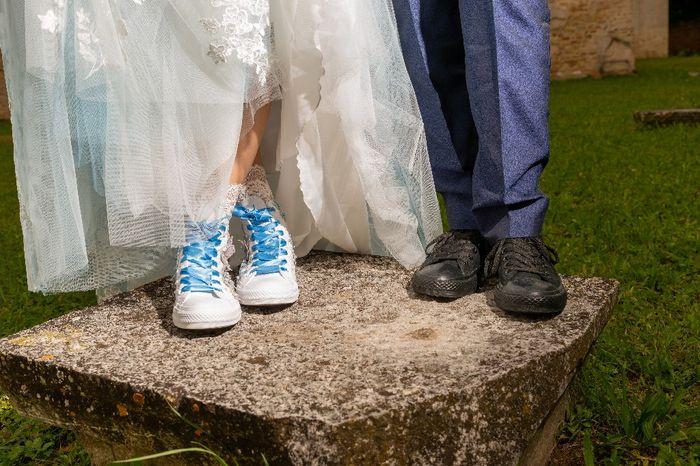 Per le future spose in converse! ☺️ 3