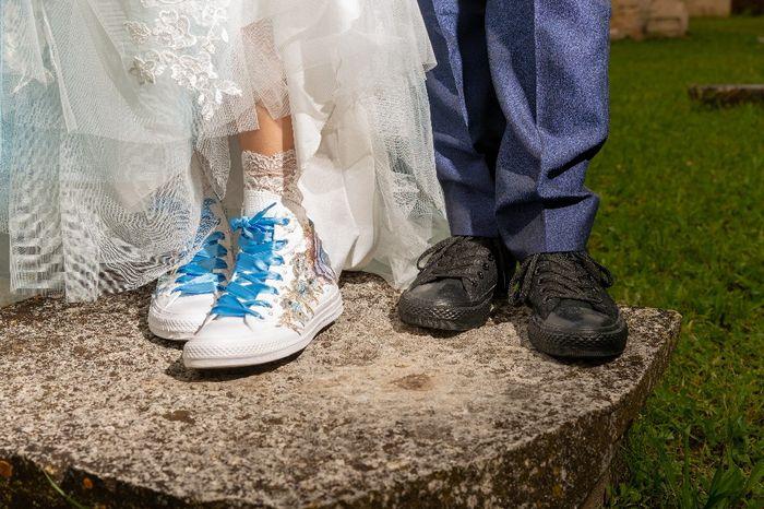 Per le future spose in converse! ☺️ 4