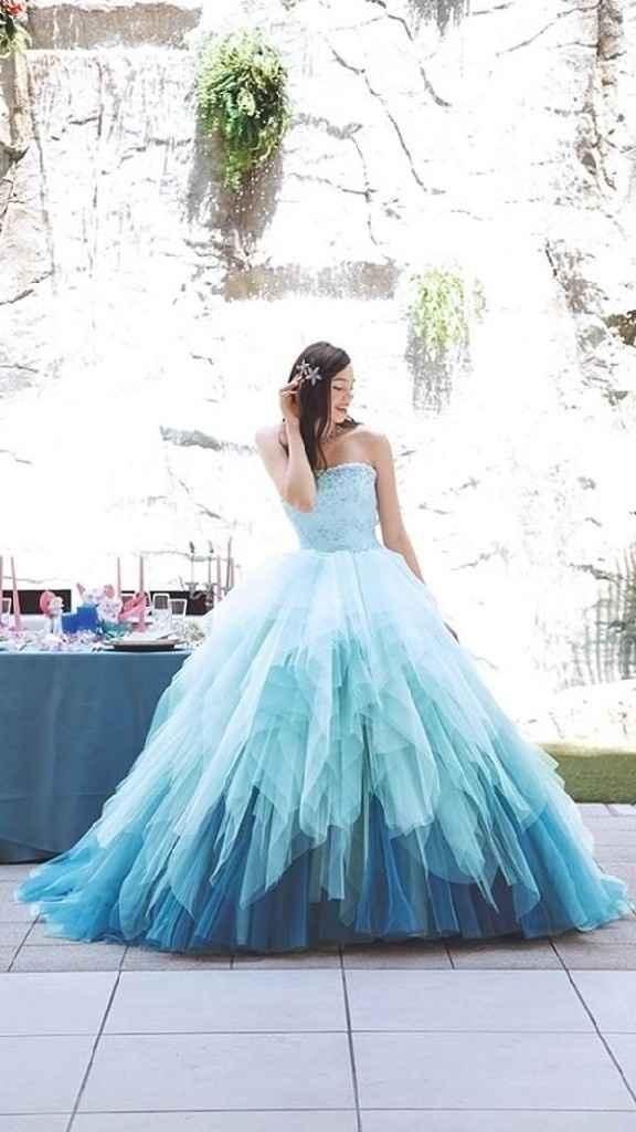 Matrimonio marino... ispirazione Ariel 💙 - 1