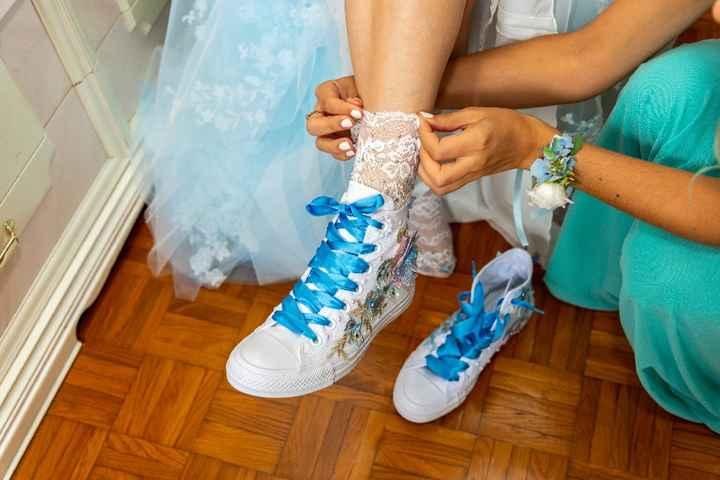 Per le future spose in converse! ☺️ - 4