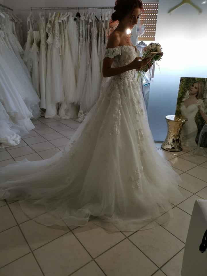 Quando inizierete a vedere abiti da spose? Spose 2022 - 1