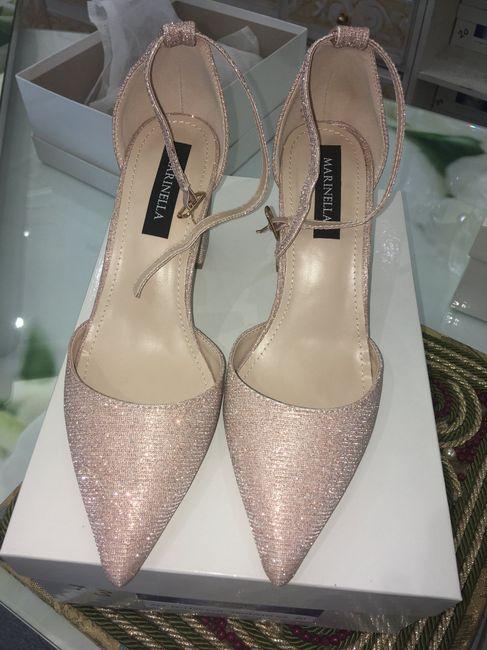 Colore scarpe da sposa 2