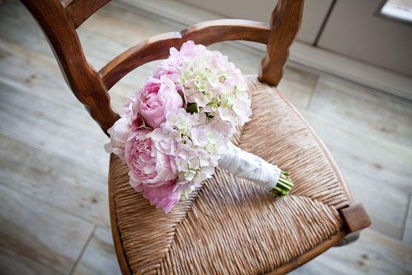 Rose peonie ortensie - Foto Organizzazione matrimonio