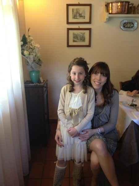 Io e la mia nipotina