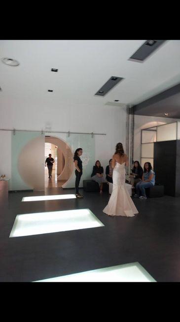 Spose in rosa: 10 abiti che vi faranno sognare a occhi aperti! - 2