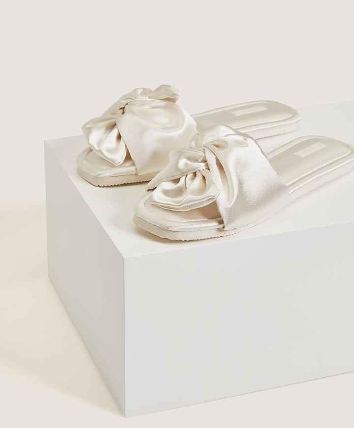 Pantofole sposa - 1