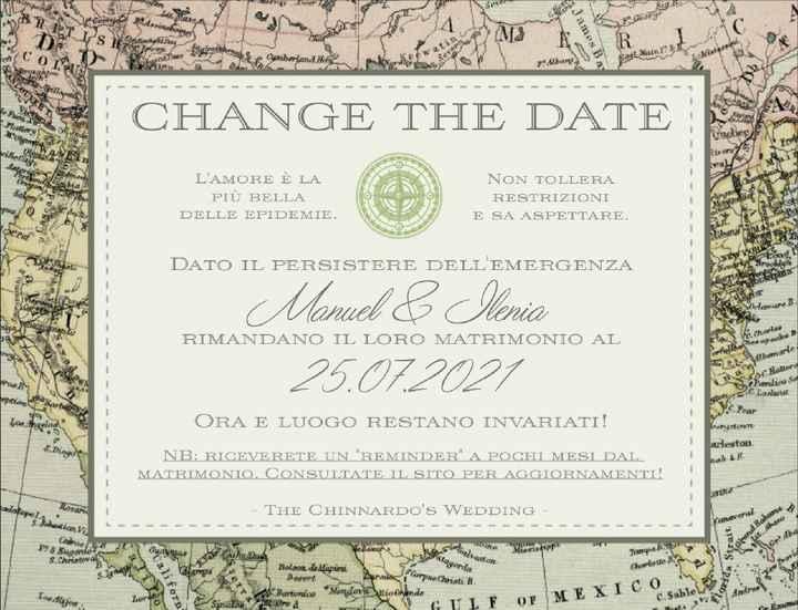 Testo change the date, cambio data - 1