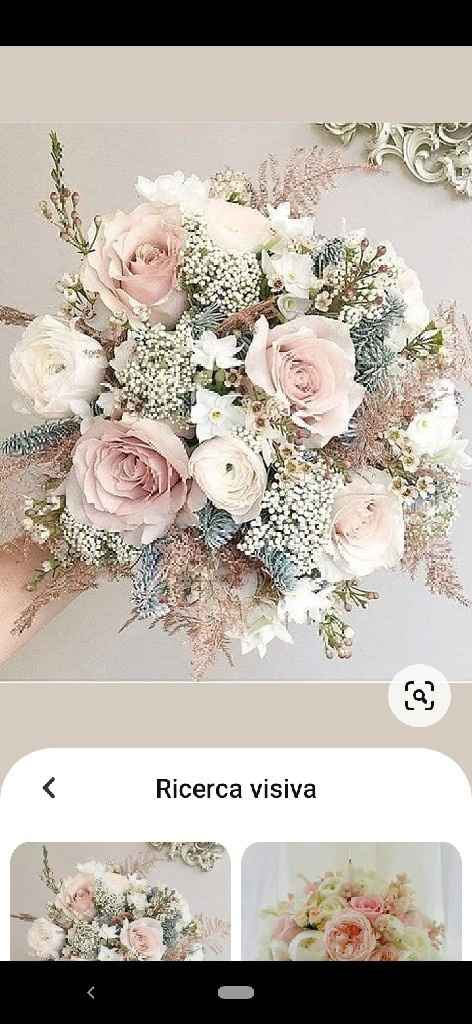 Bouquet d'agosto - 2