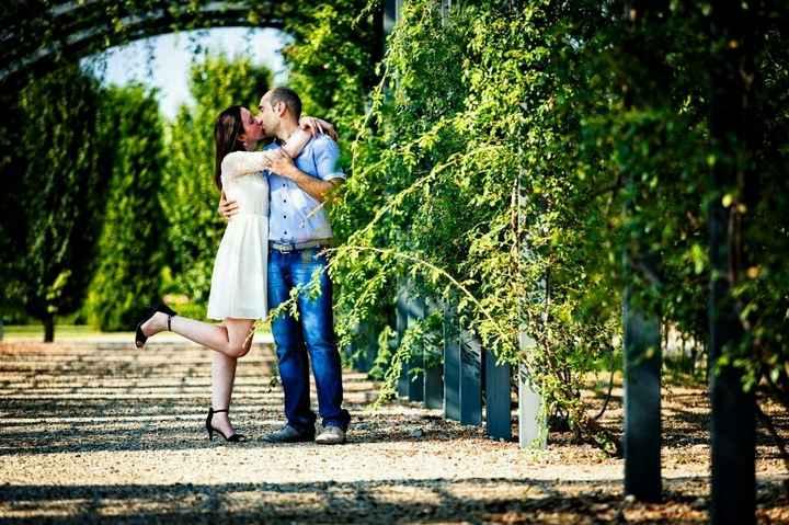 Una piccola anteprima del nostro pre wedding - 1