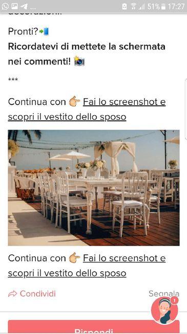 Fai lo screenshot e scopri le tue decorazioni 14