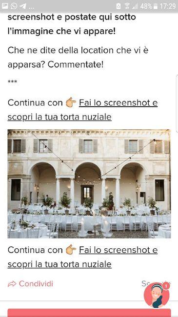 Fai lo screenshot e scopri la tua location 11