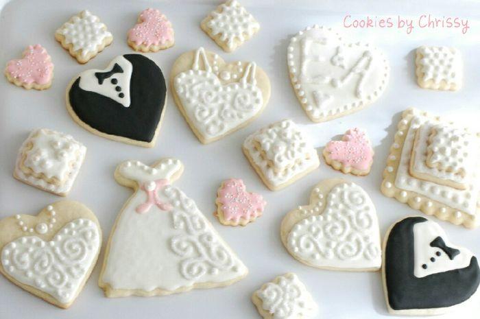 Biscotti matrimonio , tempo conservazione? , 1