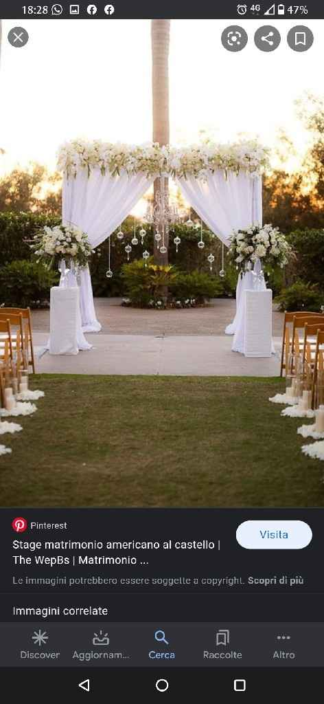 Il tuo altare: con o senza fiori? - 1