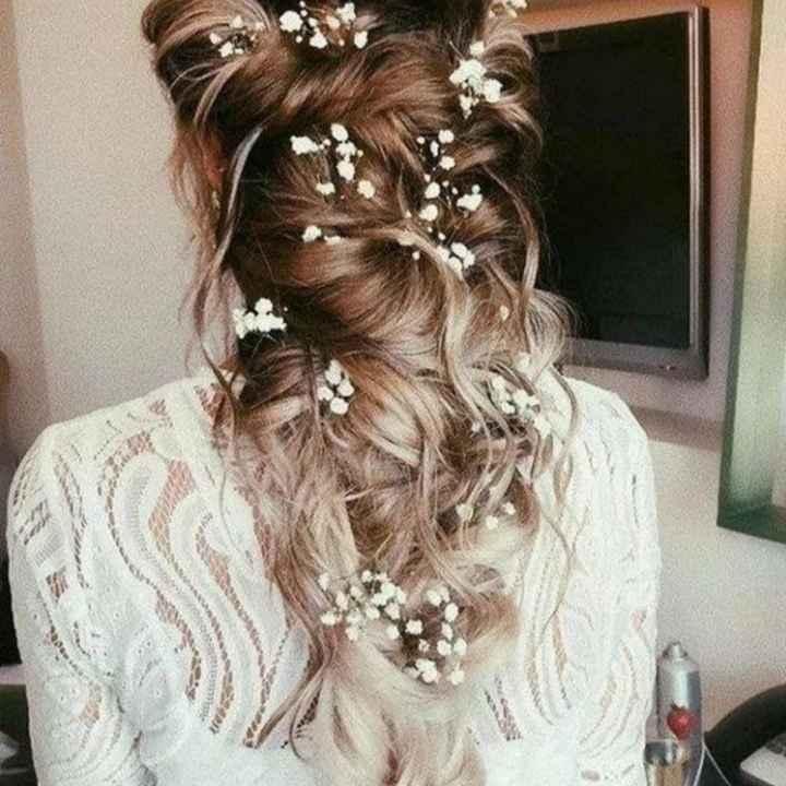 Accessorio capelli: bianco, colorato o... - 1