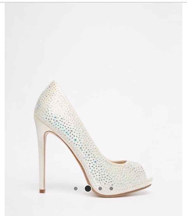 Quanto avete speso per le scarpe? - 1
