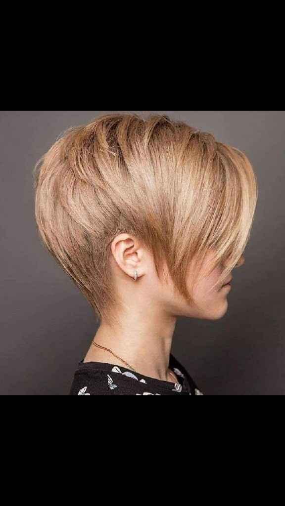 Taglio capelli post matrimonio! - 1