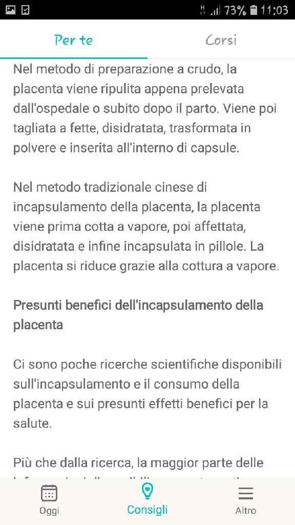 Incapsulamento della placenta... - 3