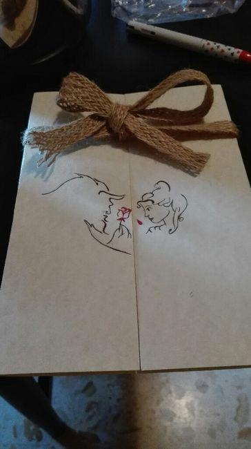 Partecipazioni Matrimonio La Bella E La Bestia.Partecipazioni Disney Fai Da Te Consigli Fai Da Te Forum
