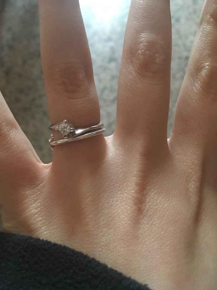 Matrimonio Disney - l'anello di fidanzamento 💍 - 1