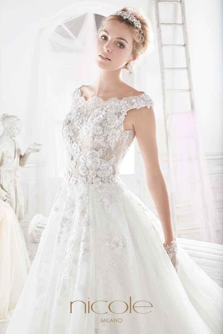 Il mio vestito da sposa preferito! - 2