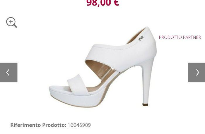 Mi consigliate una marca di scarpe comode da sposa!!! 1