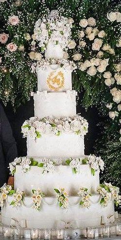 Di quale matrimonio vip è questa torta? 1