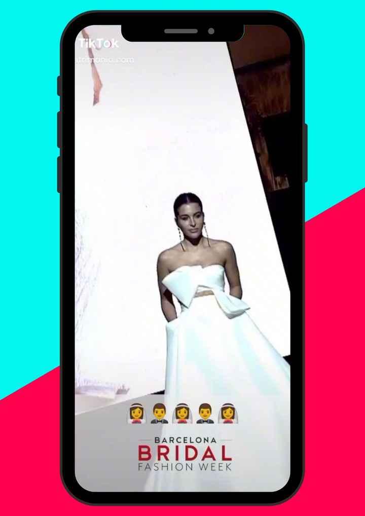 Barcelona Bridal Fashion Week: guarda un assaggio della sfilata! 💃 - 1