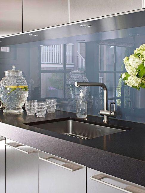 Cucina pagina 2 vivere insieme forum - Schienale cucina vetro ...