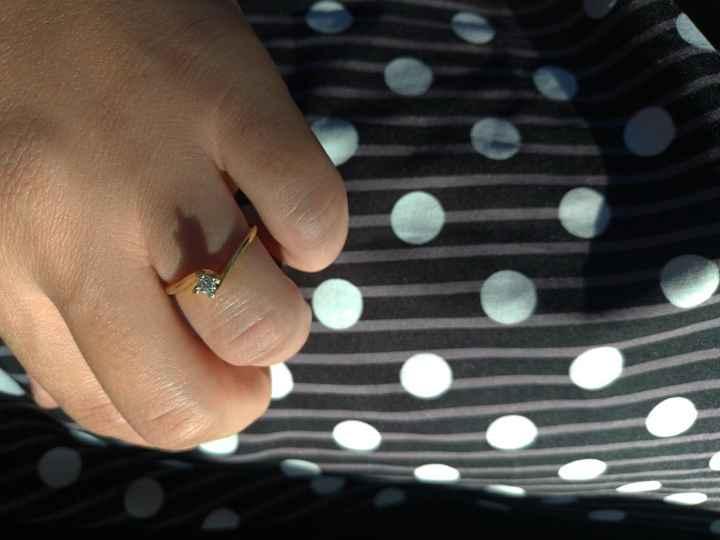 Anello di fidanzamento 💍 18