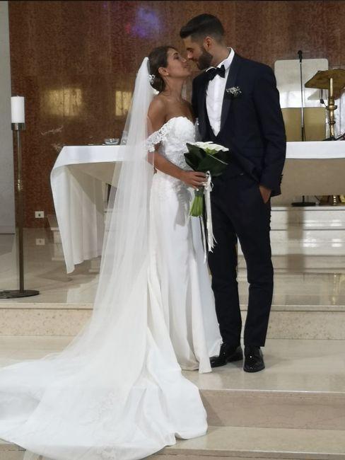 Sposi che sono convolati a nozze durante il Covid-19: lasciate qui i vostri consigli! 👇 19