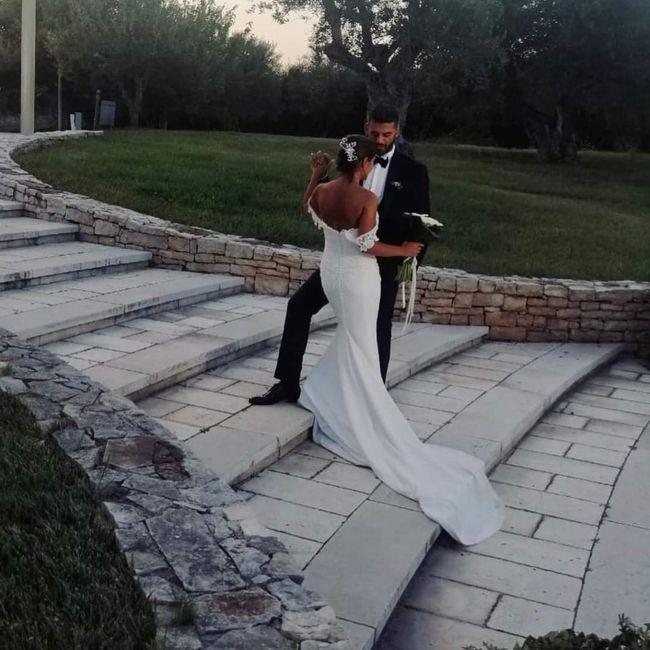 Sposi che sono convolati a nozze durante il Covid-19: lasciate qui i vostri consigli! 👇 20