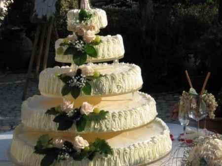 Torta Nuziale Classica